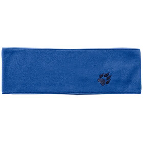Jack Wolfskin Real Stuff Headband Kids coastal blue